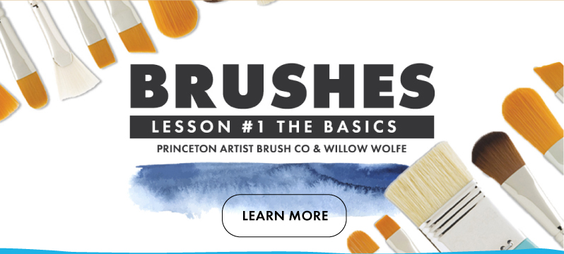 Brushes Lesson 1