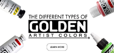 Golden Acrylic Colors