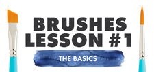Paint Brush Lessons