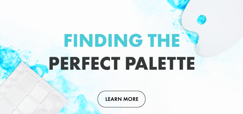 Finding the perfect palette