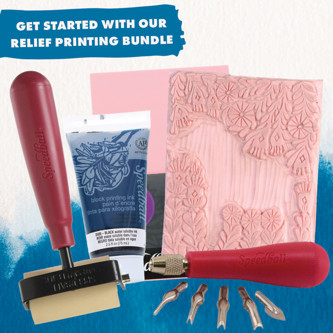 Relief Printing Bundle